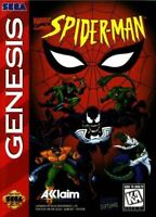 Spider-Man - Original Sega Genesis Game