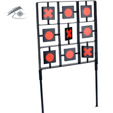 Tic-Tac-Toe Target Airgun Pellet Target Spinner Target