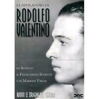 Dvd Rodolfo Valentino - I Capolavori (3 Dvd)