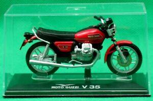 Moto Guzzi, V35 Monza, 1:24 Scale Model, In Display Case, Starline Models!