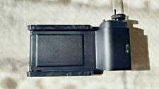 Dorso Calumet rivista roll film holder 6X4,5 Cambo Linhof banco ottico