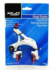 XLC COMP FRONT ROAD BRAKE CALIPER WHITE/RED