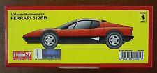 1/24 Ferrari 512BB Resin/Multimedia Kit Studio27 #FR2404 OOP Factory Sealed MISB