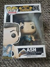 *Movies Horror Evil Dead Army Of Darkness Ash # 53 Funko Pop*