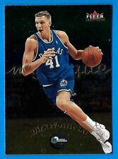 DIRK NOWITZKI 2000-01 Fleer Mystique (ex-mt) Dallas Mavericks