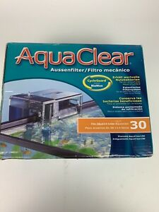Hagen Aquaclear Hang On Power Filter 30 (up to 30 Gal) - Fluval USED Tested