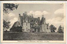 CP 53 Mayenne - Château de Chemazé - Face Nord