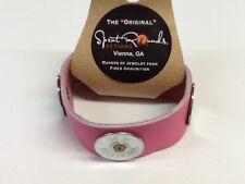 Gold Winchester Pink Bracelet, Free Shipping New Spent Rounds Designs 12 Ga