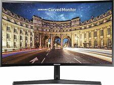 Samsung C24F396FHU 23,5 Zoll LED Curved Full HD Monitor schwarz