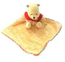 Disney ~ Baby Comforter ~ WINNIE THE POOH ~ Snuggle Blanket / Snuggie.
