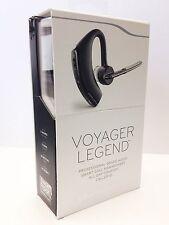 Plantronics Voyager Legend Pro Bluetooth Headset w/ Voice Command Black Retail