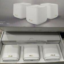 ASUS ZenWiFi Mini XD4 WiFi6 AX1800 (white, 3 pack)