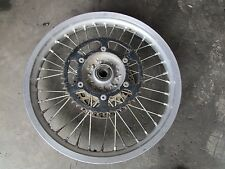 YZ 450F YAMAHA 2004 YZ 450F 2004 REAR WHEEL