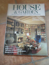 March House & Garden Home Magazines