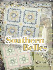 Judy Niemeyer Southern Belles Foundation Paper Piecing Quilt Pattern