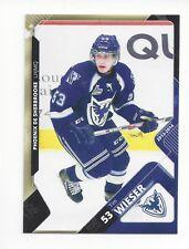 2013-14 Sherbrooke Phoenix (QMJHL) Tim Wieser (EHC Winterthur)