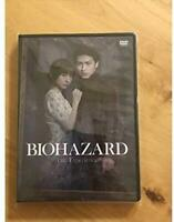 BIOHAZARD THE Experience Stage DVD Survival Horror Action CAPCOM