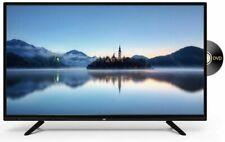"JVC 40"" (102CM ) FULL HD LED LCD TV BUILT IN DVD COMBO PLAYER, USB RECORDING"