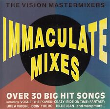 Immaculate Mixes Various Artists - NEW Music CD Compact Disc