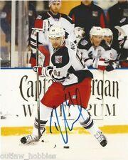 New York Rangers Rick Nash Autographed Signed 8x10 Photo COA
