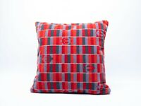 London Transport New Look For London Bus Moquette Cushion