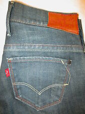 Levis Red Tab Boot Cut Low Juniors Womens Gray Denim Jeans Size 27 x 32 New