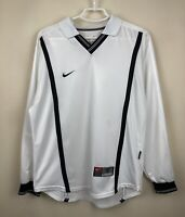 VINTAGE NIKE 2000s TEMPLATE JERSEY SHIRT FOOTBALL SOCCER MAGLIA MAILLOT CAMISETA