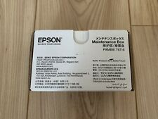 More details for epson maintenance box pxmb8/t6716 - brand new