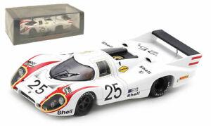 Spark S0930 Porsche 917 LH #25 Le Mans 1970 - Elford/Ahrens 1/43 Scale