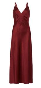 Authentic SASS & BIDE SUNDANCE RED DRESS Sz 36