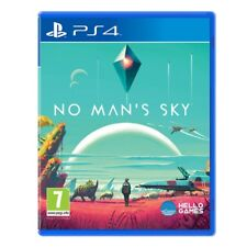 No Man's Sky PlayStation Ps4 Game Official PAL UK Pegi 7 Adventure