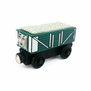 RICKETY THE TANK ENGINE & FRIENDS WOODEN TOY TRAIN MAGNETIC BRIO COMPATIBLE UKGT