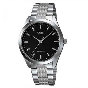Casio  Original  MTP-1274D-1A   Men's  Watch   Analog   Black  Dial   MTP1274