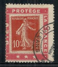 France stamps 10c SEMEUSE Advertising stamp  CANC  VF  Scarce!