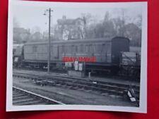 PHOTO  NORWOOD JUNCTION BREAKDOWN TRAIN UNIT NO DS1774