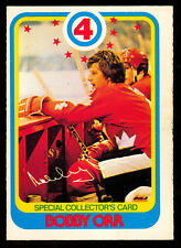 1978 79 OPC O PEE CHEE HOCKEY 300 BOBBY ORR EX-NM TEAM CANADA BRUINS BLACK HAWKS