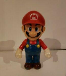 "Super Mario Bros., 4.5"" Nintendo Plastic Figurine Nintendo 2008"