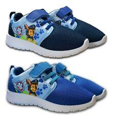 Paw Patrol Chase Sneaker Low Schuhe Sportschuhe Kinder Blau Gr. 26-33 NEU