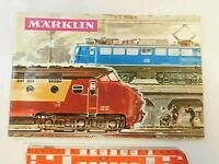 AV342-0,5 # Märklin / Marklin Katalog 1965/66 D DM (Sans Coupon)