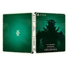 Shadow of the Colossus only on Edition Steelbook - NEU - Custom - ! ohne Spiel !