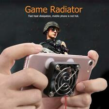 Universal Portable Mobile Phone Cooler USB Cooling Fan for PUBG Android IOS Game