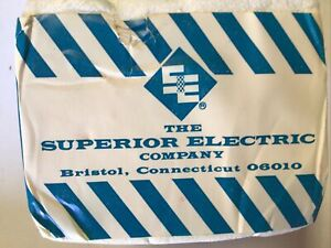 Superior Electric Variable Transformer 10B 1090