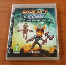 JEU SONY PS 3  Ratchet & clank A crack in time NEUF blister