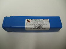 Niagara Cutter EDP# 20326 HSS Square Nose End Mill S203 w/2 Flutes