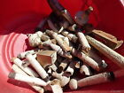 Lot of salvaged VICTORIAN porch pieces components STICK   BALL fretwork