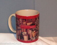 Boyds Bears & Friends 1996 Ceramic Porcelain Collector's Mug Cup