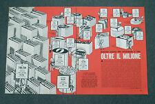 AC26 - Clipping-Ritaglio - 1967 - CONSUNTIVO STATISTICO DELL'AUTOMOBILE ITALIANA