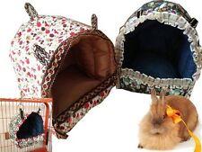 Generic Hammock for Rat Parrot Rabbit Guinea Pig Ferret Hanging Bed Toy House M
