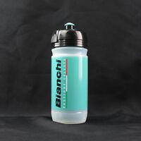 ELITE x BIANCHI Corsa Passione Bike Bicycle Cycling Water Bottle 550ml - Celeste