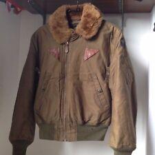 Authentic BUZZ RICKSON MFG Co. B-15A bomber flight jacket size 38